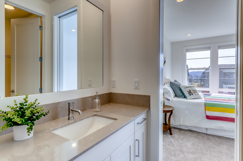 Bathroom into Bedroom 2